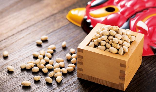 2月3日は節分。天然のサプリメント「大豆」の力を再確認!