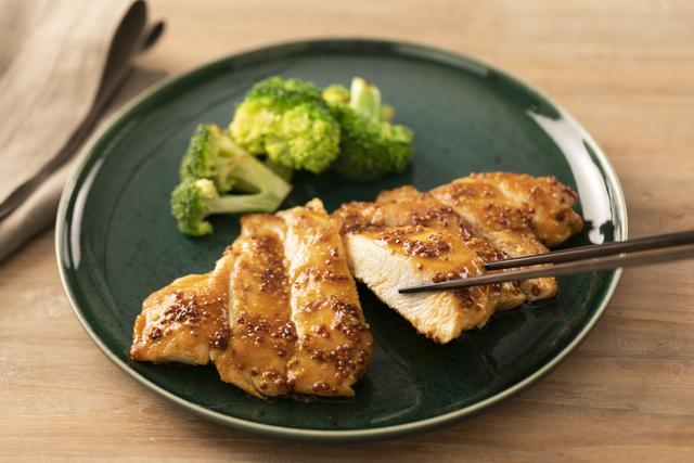ボディメイカー推薦! 糖質オフダイエットのおかずレシピ「鶏むね肉のマスタード照り焼き」/3Days糖質オフ