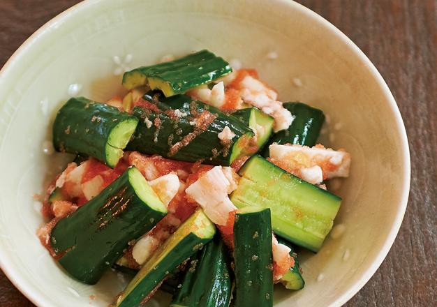 ネバネバ食材で栄養もプラス。幅の広がる「きゅうり」小鉢料理