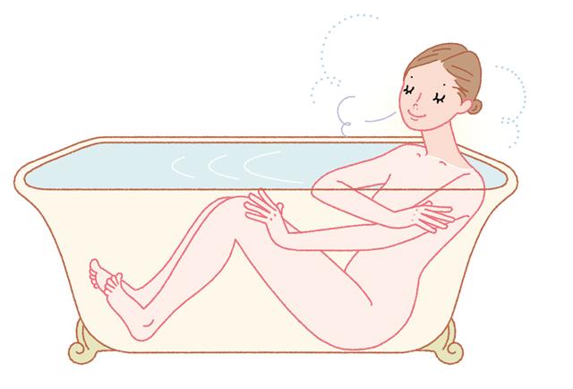 お風呂で「呼吸筋」を強化すれば、咳き込みや誤嚥も予防できる!