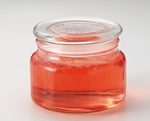 りんごドリンクがすぐ作れる「りんごのジュレ」「りんごしょうが湯」/村上流りんご酢(8)
