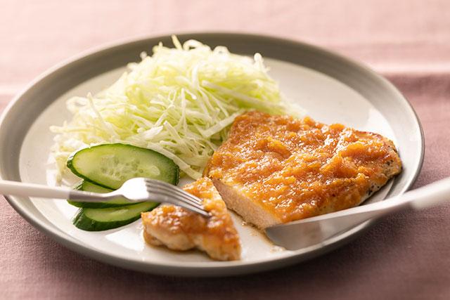 脂質ひかえめに。糖質オフダイエットで食べたいレシピ「ジンジャーポークソテー」/3Days糖質オフ