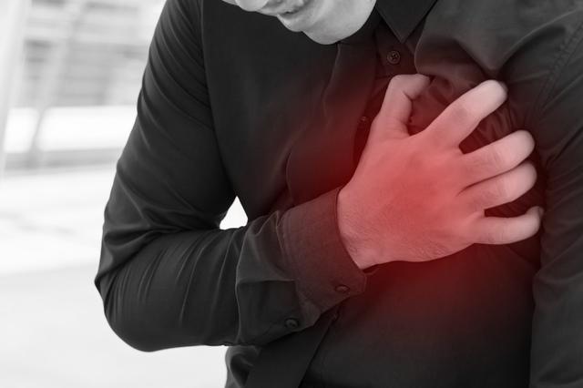 50歳代以上の男性に多い「心筋梗塞」。死亡率は3割とも/やさしい家庭の医学