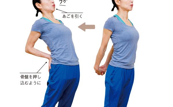 腰痛の予防&治療に!「これだけ体操」のススメ/腰ほぐし体操