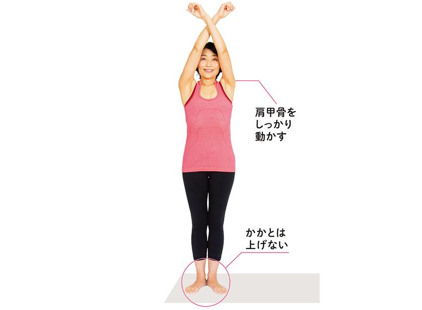 「美しい背中」を作る!ラジオ体操「腕を回す運動」のやり方/医師が解説!ラジオ体操(3)
