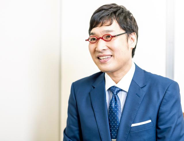 シニア女性「見ているだけで幸せ」部門No.1!山里亮太さんインタビュー