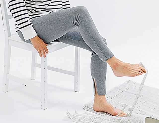 新聞ビリビリ、手足を動かして脳を活性化! 簡単にできる認知症予防体操