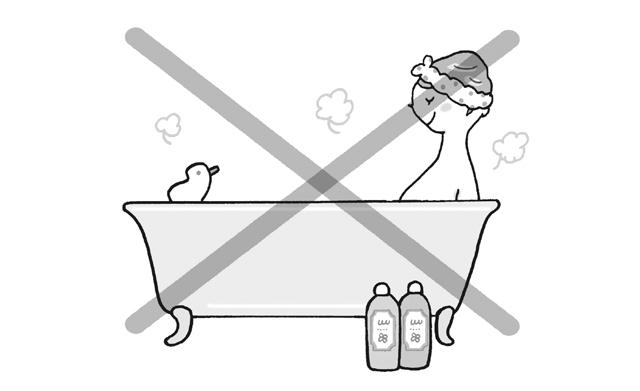 お風呂とヘアカラーは絶対NG! 頭皮がかゆいときの対処法を病気別に解説