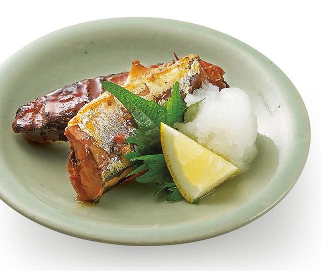 開けてすぐ食べられる!「いわし缶」&「さんま缶」の手軽な一品/魚缶