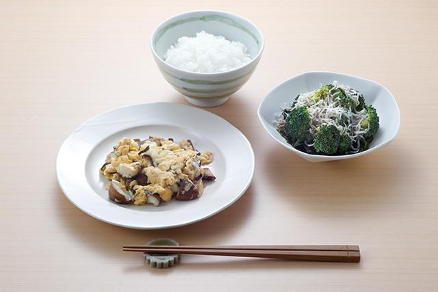 【レシピ】美肌効果にも期待「ブロッコリーとしらすのサラダ」/長生き朝ごはん(7)