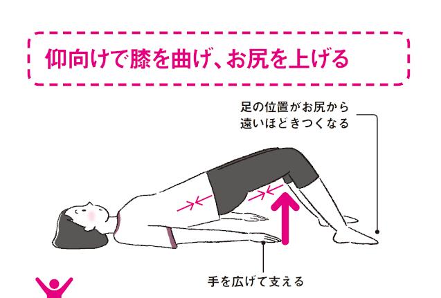 「頭で枕を押す」だけでも筋トレに!慈恵医大リハビリ科式の寝たきり予防「ブリッジ」