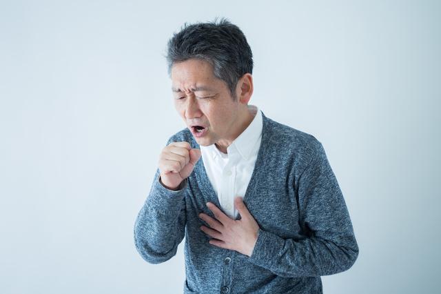 咳には「止めてはいけない咳」と「止めたほうがいい咳」があります