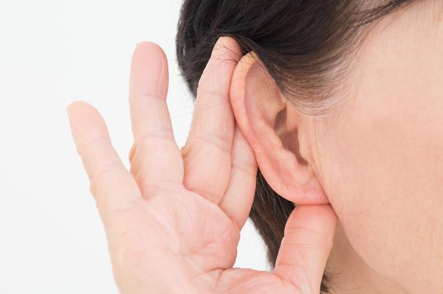難聴には3つのタイプがある。自分の「聞こえ」の状況をチェック/難聴・めまい