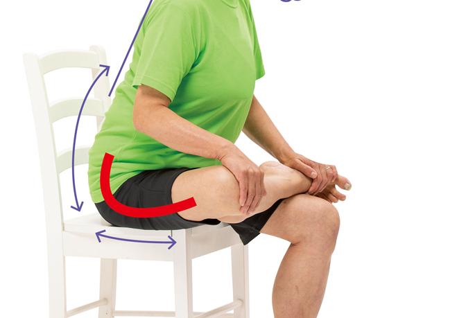 お尻を鍛えて体の「軸」をしっかりさせる体操。筋を伸ばせば脚も軽い!/体ほぐし体操