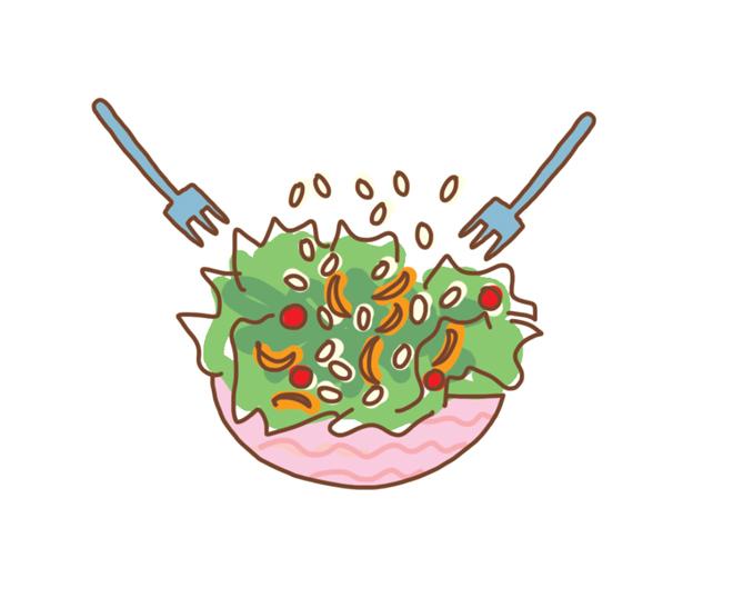 サラダやスープには「ゆでもち麦」を。もち麦との「最強タッグ食品」も教えます!/もち麦ダイエット