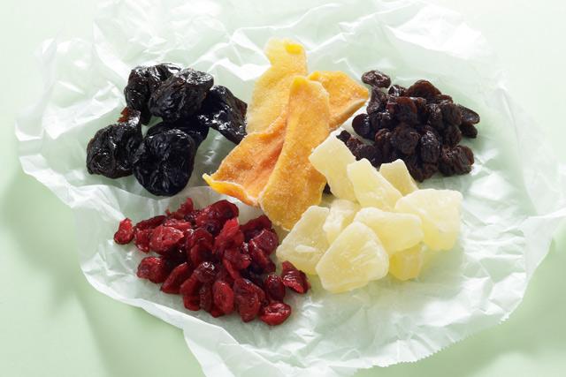 【7大長生き食材・ドライフルーツ】栄養価をぎゅ! さまざまな健康効果に期待/長生き朝ごはん(4)