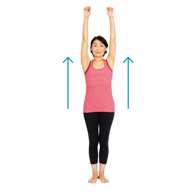 「きれいな姿勢」を作りましょう。ラジオ体操「伸びの運動」のやり方/医師が解説!ラジオ体操(1)
