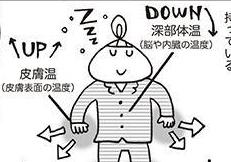 深部体温って?しっかりお風呂に入って睡眠上手になろう ねこ先生に教わるぐっすり睡眠法(13)【連載】