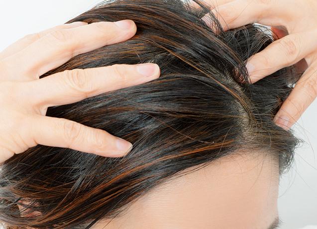 毎日の決まりごとに!シャンプー時の薄毛予防「頭皮マッサージ」とは