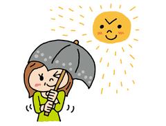 初夏のレジャーは要注意。「紫外線疲れ」を防ぐ、紫外線ブロック対策/脳疲労