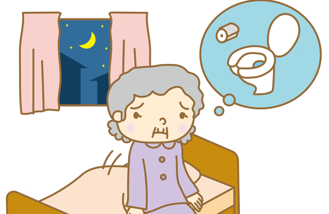 心疾患や高血圧との関連も!?本当は怖い「夜間頻尿」の原因と治療とは?