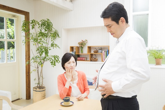 メタボは日本経済を破たんさせる!/稼げる男は食事が9割(5)