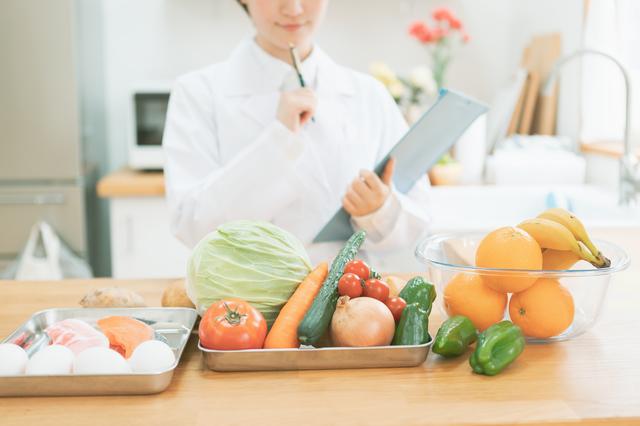 健康長寿のためには1日7食品群以上! 栄養密度の高い食事を心がけよう