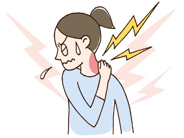 5kgの重みに耐えている !?  首の痛みの多くは「筋肉の疲れ」です/首の痛み