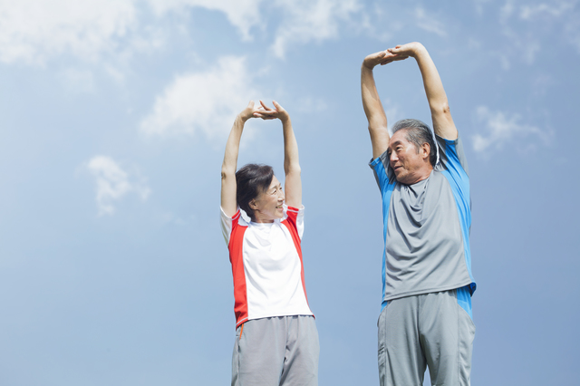 健康長寿をおびやかす「慢性炎症」に注意。70代前半までは内臓脂肪を減らす努力を!