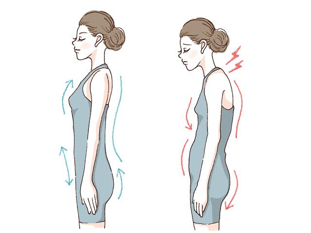 肩こりの悪循環「肩こりサイクル」を避けるには、まずは姿勢の見直しを!