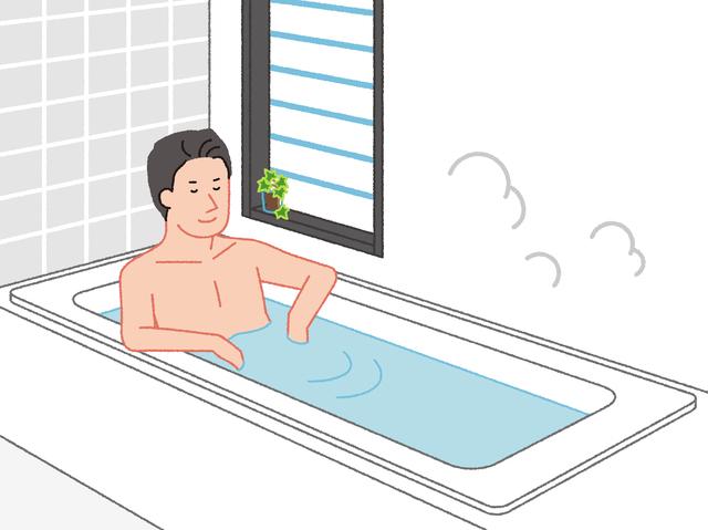 10分で体温が1℃上昇! 入浴で疲れ知らずの体を作りましょう/入浴習慣
