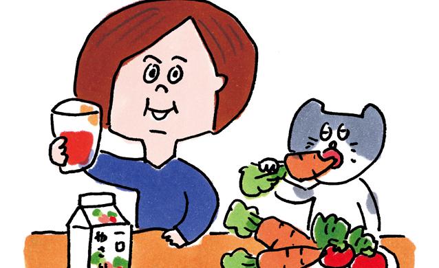 野菜ジュースでもいい? ご飯やパンを食べなければOK? 糖尿病対策の4つのウソ/糖尿病