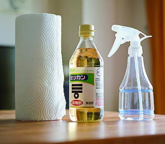 酢でお掃除!キッチン汚れを撃退する自家製「酢プレー」の魅力