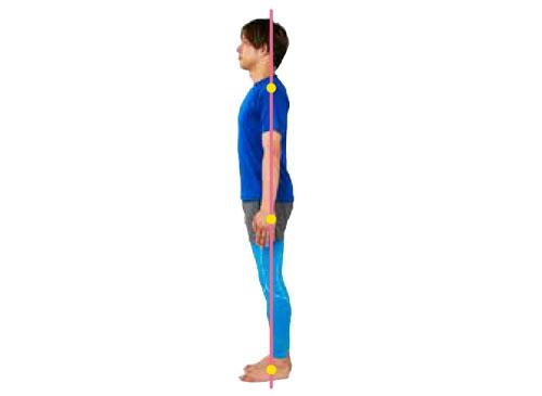 やせにくいのは姿勢のせい? 「やせポジ診断」でやせ体質をチェック/激やせストレッチ(2)