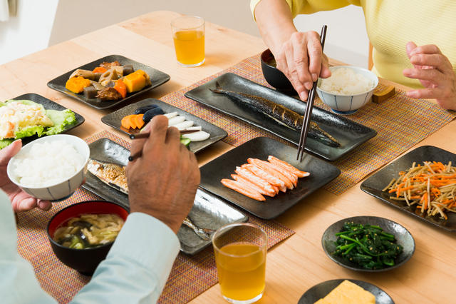 毎日食べたい! 食物繊維を多く含む食材たち
