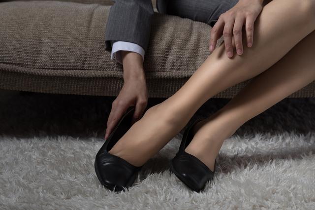 意識しないと外反母趾は重症化する/ご存じですか?外反母趾(2)