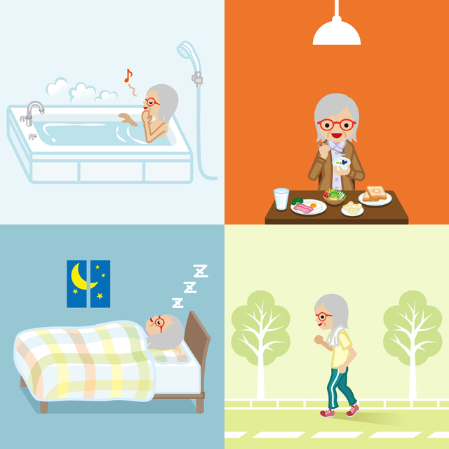 心臓病や脳卒中も起こしやすい「低栄養」。生活習慣を見直すことが第一の予防法です!/知っていますか?「低栄養」(4)