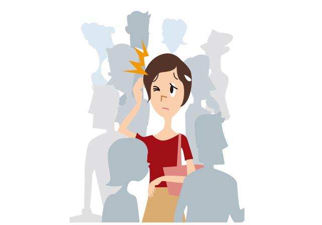 ズキンズキンと脈打つような頭の痛みは「片頭痛」です/今すぐ治したい!頭痛(3)