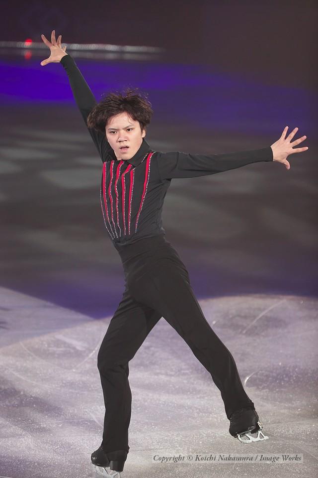 宇野昌磨が新プログラムを披露し、華やかなコラボも! 国内のトップスケーターが集結したTHE ICEレポート