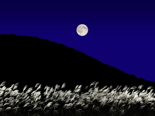 中秋の名月を仰ぎ一首詠みましょう/伊藤先生の短歌の時間