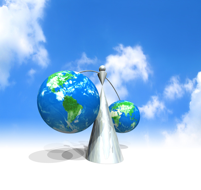 地球は 1 年で 5 万トンずつ軽くなっている !?/地球の雑学