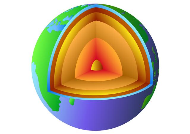 地球の中心にあるものは? 「追い炊き」された超高温の鉄の塊/身近な科学