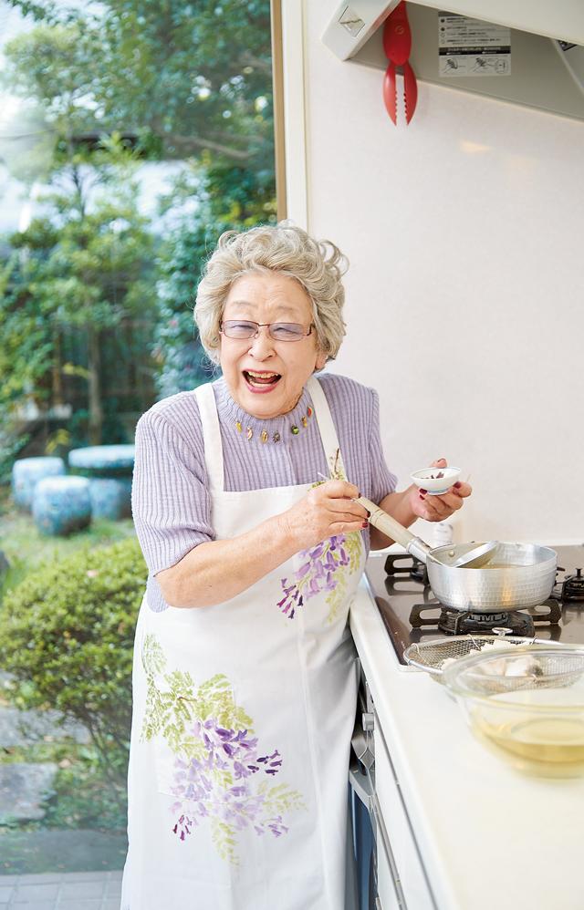 料理家・鈴木登紀子さん94歳「いまは仕事が元気の源。まだまだやりたい ...