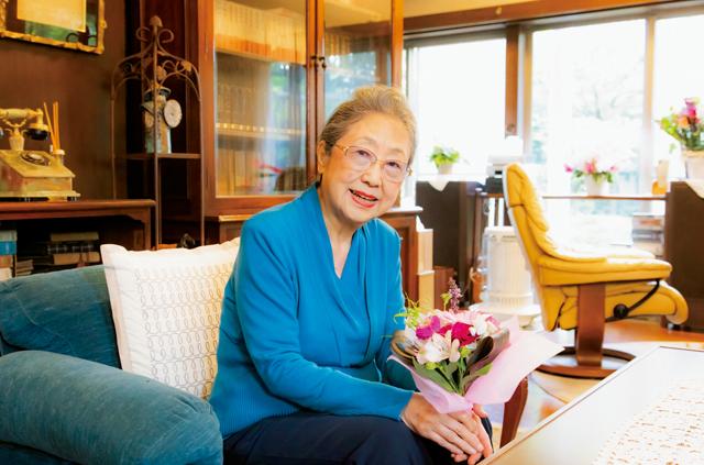 「体にいいとかは全く無視して生きてきましたよ」97歳の作家・佐藤愛子さんインタビュー