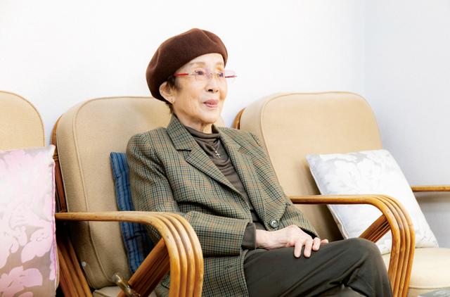 「運が良かったから」石原裕次郎さん・高倉健さんとも共演、91歳の女優・奈良岡朋子さんの役者人生