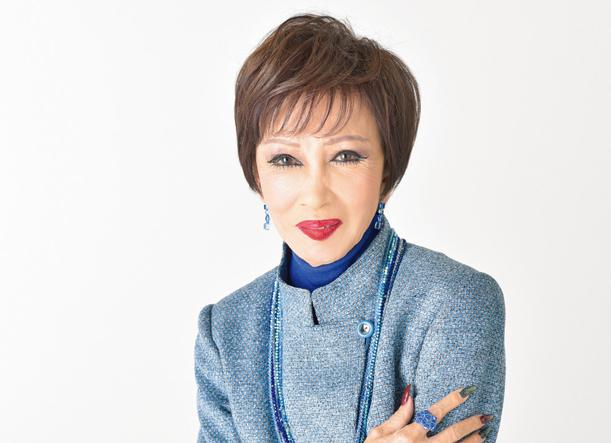 デビュー65周年、浅丘ルリ子さんが語る日活時代の思い出「裕ちゃんや旭は演技も一流で、歌も一流」