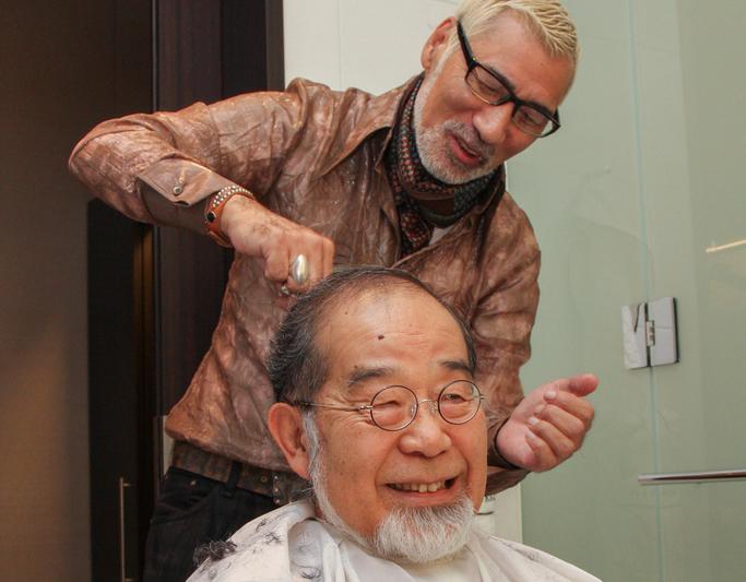 60歳でソフトモヒカンに...!?年を重ねてからの「おしゃれ」/鎌田實「もっともっとおもしろく生きようよ」