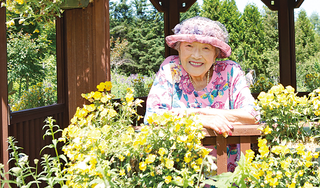 地面がなければ...こんな即席花壇はいかが?/紫竹おばあちゃんの花と毎日