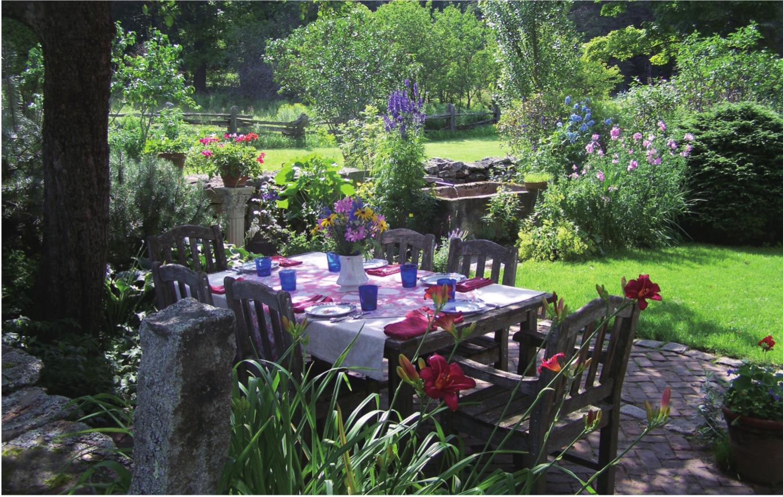 ターシャ・テューダーに憧れた写真家の「シンプルな日々の食卓」/バーモントの片隅に暮らす(12)