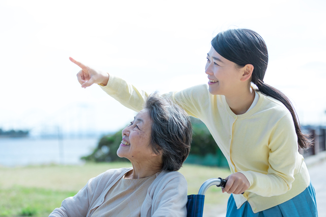 まず介護する人が幸せになる。幸せは伝染するから/岸見一郎「老後に備えない生き方」